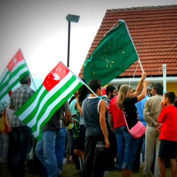 Abkhazia in Our Hearts!